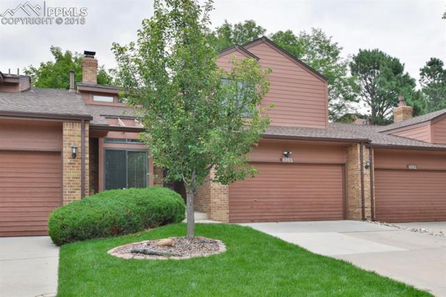 4965 Daybreak Court, Colorado Springs, CO 80917 (#8462387) :: The Treasure Davis Team