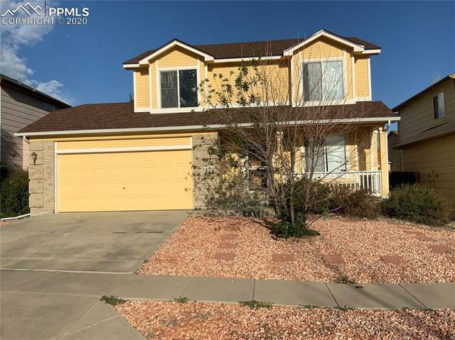 4309 Crow Creek Drive, Colorado Springs, CO 80922 (#8462469) :: Tommy Daly Home Team