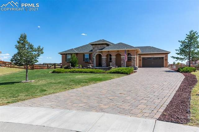 11229 Indian Echo Terrace, Peyton, CO 80831 (#8465522) :: Tommy Daly Home Team