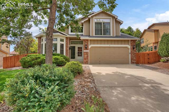 2501 Stoneridge Drive, Colorado Springs, CO 80919 (#8465594) :: Tommy Daly Home Team