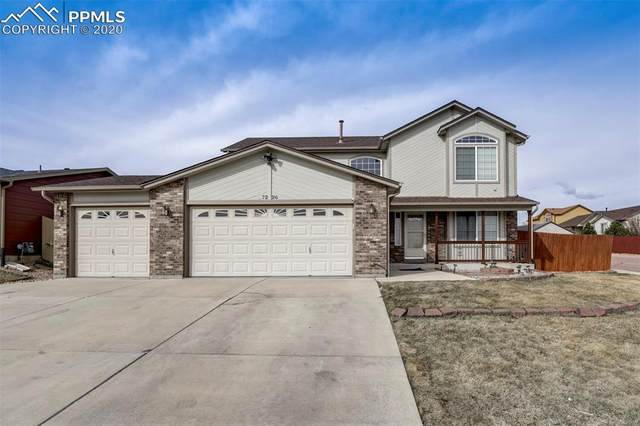 7226 Lone Eagle Lane, Colorado Springs, CO 80925 (#8467345) :: Fisk Team, RE/MAX Properties, Inc.