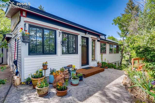 913 High Road, Manitou Springs, CO 80829 (#8467578) :: The Treasure Davis Team | eXp Realty