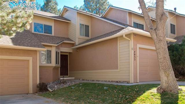 4055 Autumn Heights Drive C, Colorado Springs, CO 80906 (#8469516) :: Finch & Gable Real Estate Co.