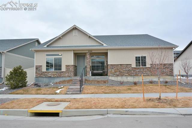 6544 Golden Briar Lane, Colorado Springs, CO 80927 (#8471690) :: The Artisan Group at Keller Williams Premier Realty