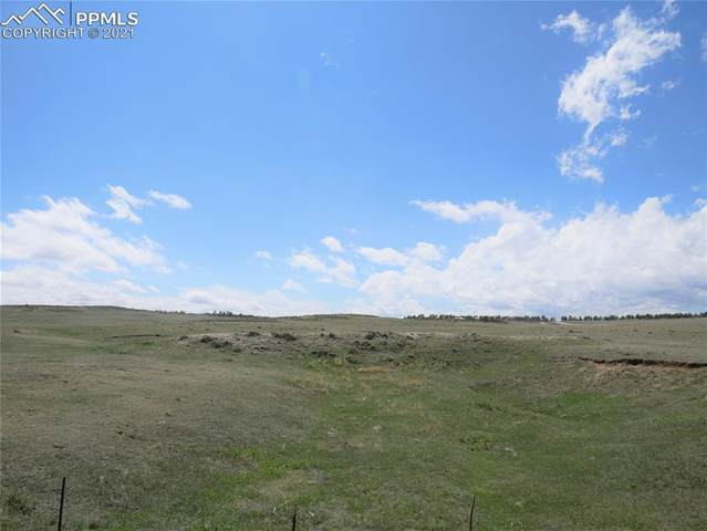 0 County Road 78 Road, Calhan, CO 80808 (#8477023) :: Fisk Team, RE/MAX Properties, Inc.