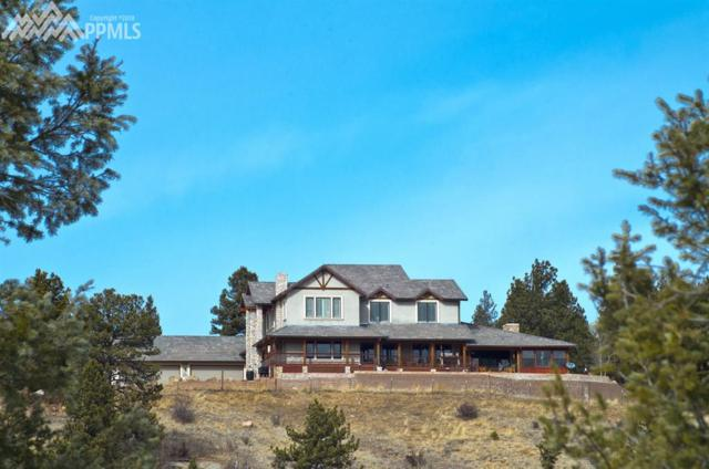 4687 W Highway 24 Highway, Florissant, CO 80816 (#8479614) :: The Hunstiger Team