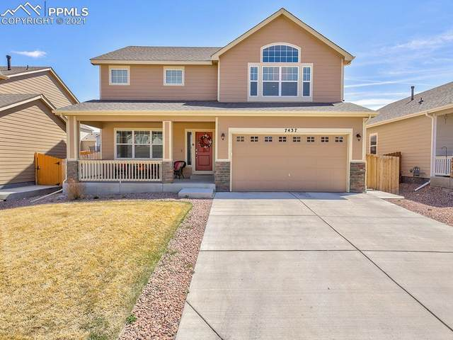 7437 Bigtooth Maple Drive, Colorado Springs, CO 80925 (#8482287) :: Hudson Stonegate Team