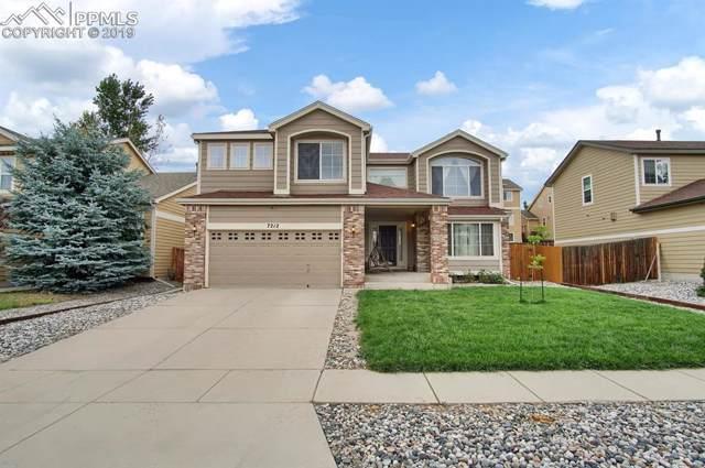 7212 Eagle Canyon Drive, Colorado Springs, CO 80922 (#8484094) :: The Treasure Davis Team