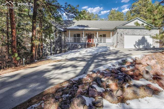 19920 W Top O The Moor Drive, Monument, CO 80132 (#8484407) :: Action Team Realty