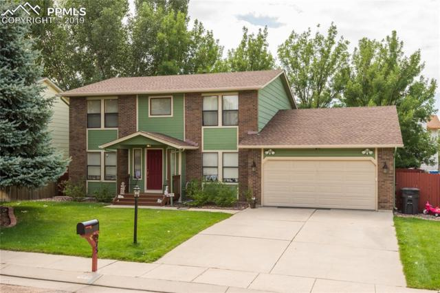 975 Hartell Drive, Colorado Springs, CO 80911 (#8486732) :: The Hunstiger Team