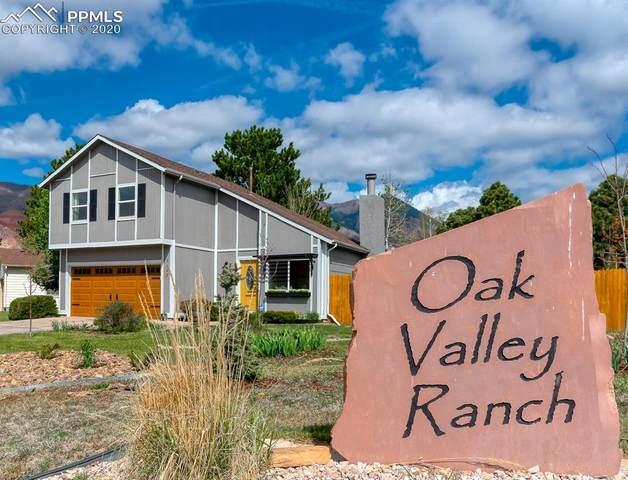 2102 Silent Rain Drive, Colorado Springs, CO 80919 (#8488436) :: Finch & Gable Real Estate Co.