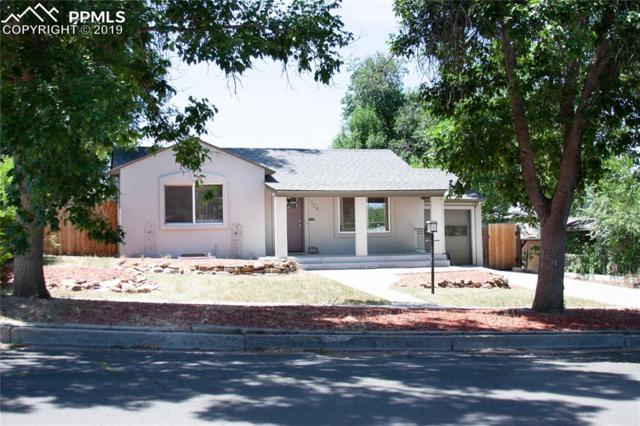 124 N Sheridan Avenue, Colorado Springs, CO 80909 (#8490374) :: Jason Daniels & Associates at RE/MAX Millennium