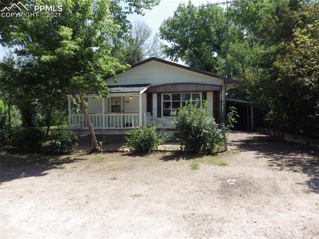 528 W Manitou Avenue, Calhan, CO 80808 (#8494215) :: Action Team Realty