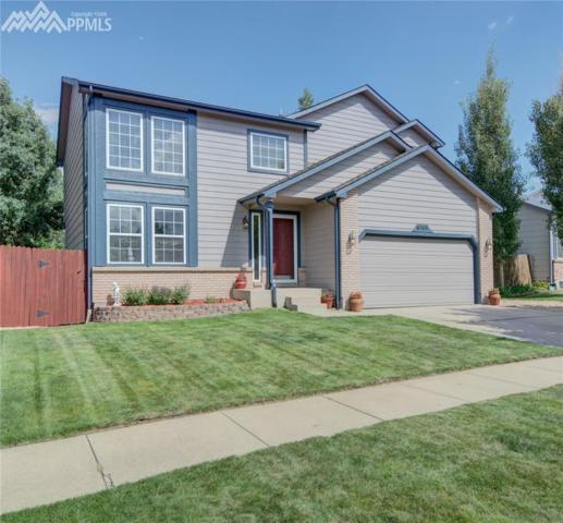 6165 Wheatgrass Drive, Colorado Springs, CO 80923 (#8494730) :: Action Team Realty