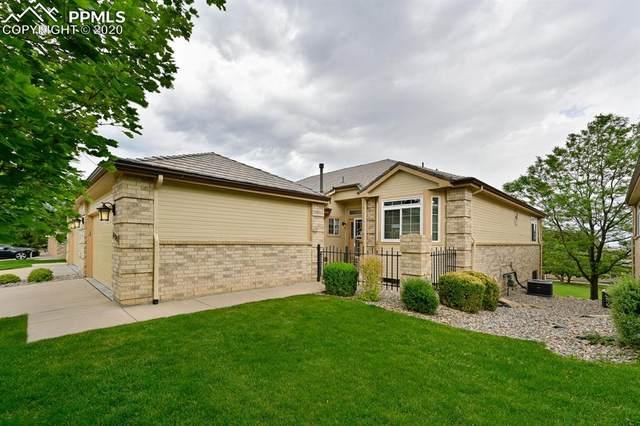 4439 Spiceglen Drive, Colorado Springs, CO 80906 (#8495005) :: The Kibler Group