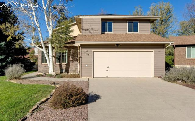 4140 Gleneagle Court, Colorado Springs, CO 80909 (#8495643) :: The Hunstiger Team