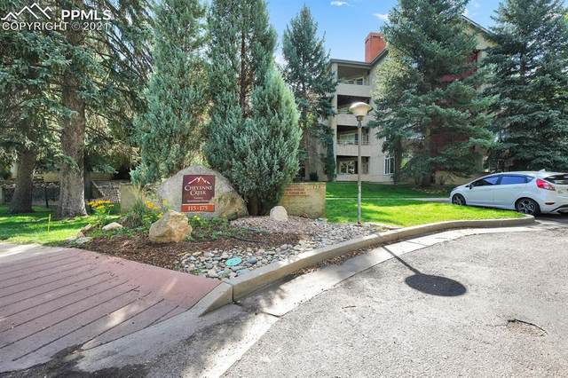 175 W Cheyenne Road #132, Colorado Springs, CO 80906 (#8495722) :: Venterra Real Estate LLC