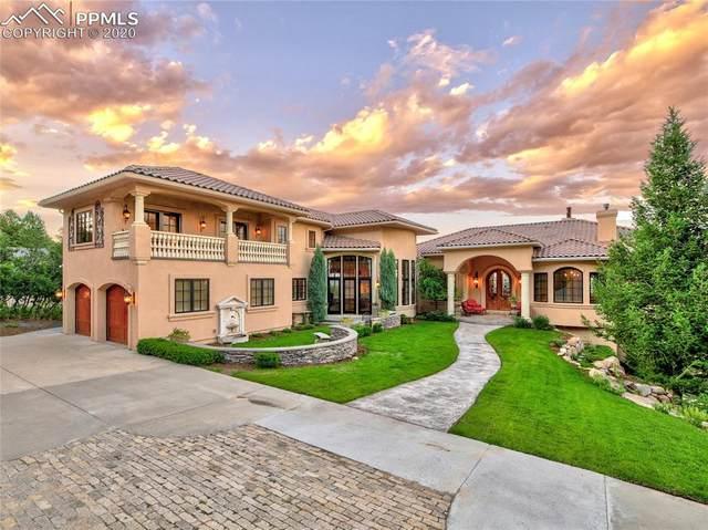 4155 Stone Manor Heights, Colorado Springs, CO 80906 (#8496457) :: The Treasure Davis Team