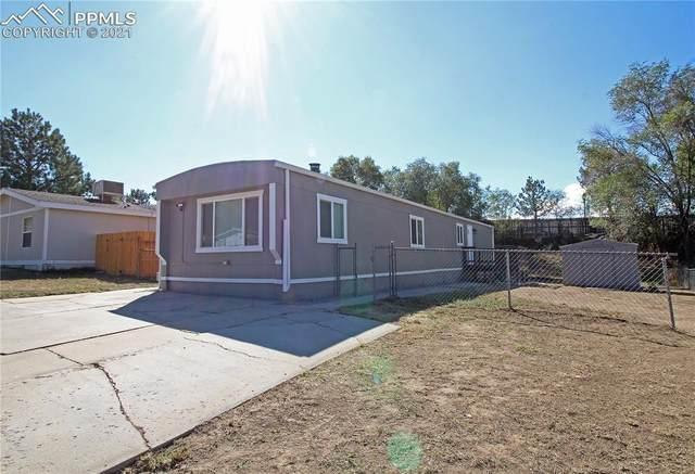 315 Comanche Village Drive, Fountain, CO 80817 (#8497638) :: The Treasure Davis Team | eXp Realty