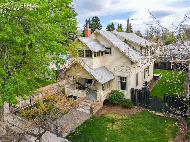 14 W Jefferson Street, Colorado Springs, CO 80907 (#8498703) :: Fisk Team, RE/MAX Properties, Inc.