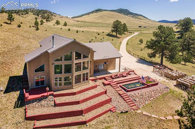 350 Engelman Road, Westcliffe, CO 81252 (#8502483) :: Action Team Realty