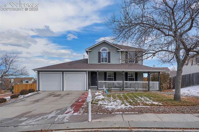 3410 Briarpatch Place, Colorado Springs, CO 80918 (#8503352) :: 8z Real Estate