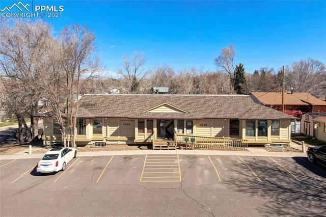 2590 Palmer Park Boulevard, Colorado Springs, CO 80909 (#8503419) :: The Treasure Davis Team