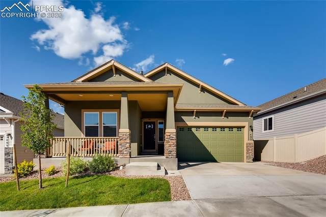 1480 Grand Overlook Street, Colorado Springs, CO 80910 (#8505351) :: The Scott Futa Home Team