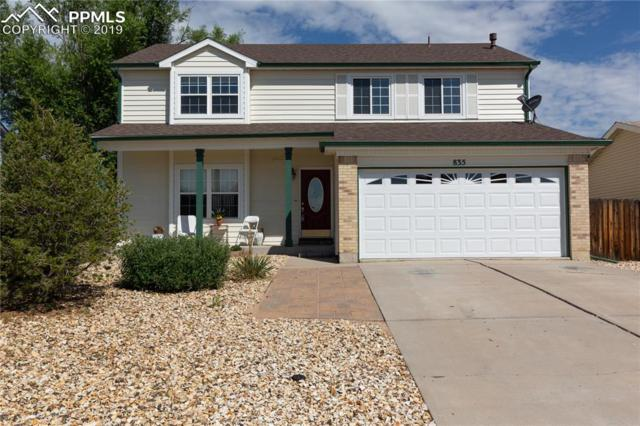 835 Daffodil Street, Fountain, CO 80817 (#8505600) :: Tommy Daly Home Team