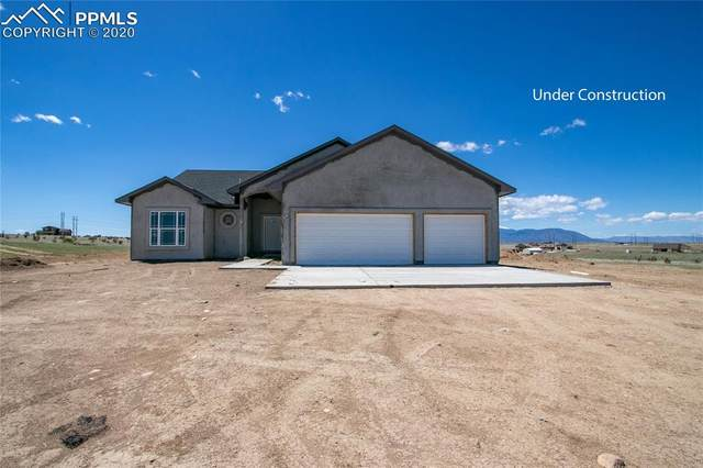 7448 Moab Court, Fountain, CO 80817 (#8509106) :: Tommy Daly Home Team