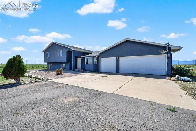 17790 High Plains View, Fountain, CO 80817 (#8510192) :: Action Team Realty