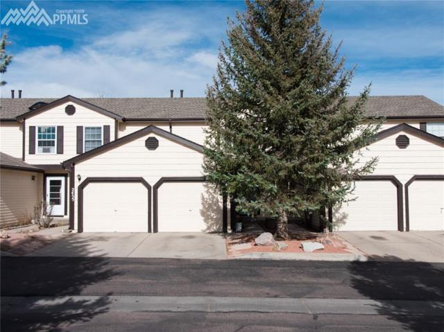 2457 Lexington Village Lane, Colorado Springs, CO 80916 (#8511186) :: Group 46:10 Colorado Springs