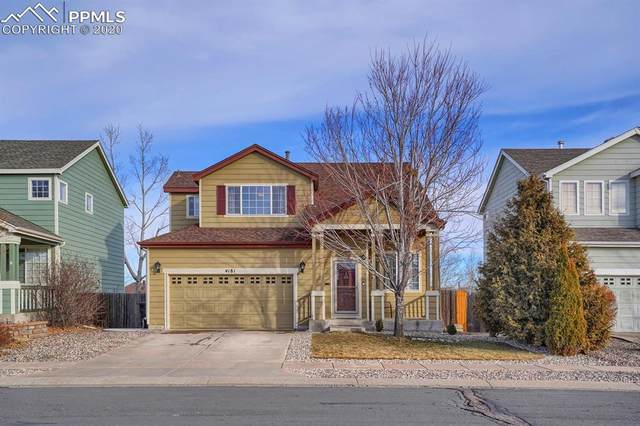 4181 Knollvale Drive, Colorado Springs, CO 80922 (#8511510) :: Jason Daniels & Associates at RE/MAX Millennium