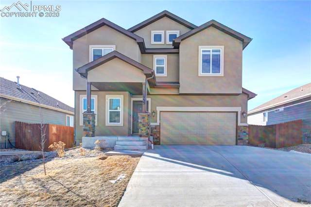 11933 Eagle Crest Court, Peyton, CO 80831 (#8512101) :: The Peak Properties Group