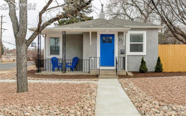 31 N Meade Avenue, Colorado Springs, CO 80909 (#8513163) :: The Hunstiger Team