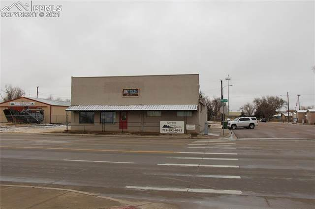 102 Highway 287 Highway, Kit Carson, CO 80825 (#8513340) :: Action Team Realty