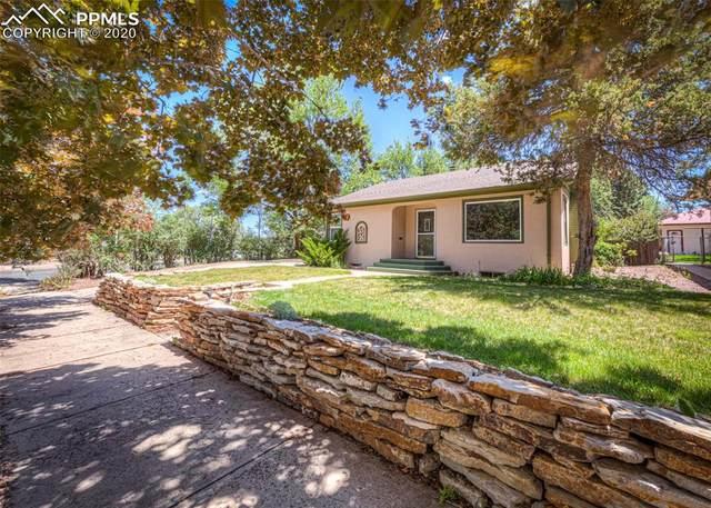 1119 N Sheridan Avenue, Colorado Springs, CO 80909 (#8514365) :: 8z Real Estate