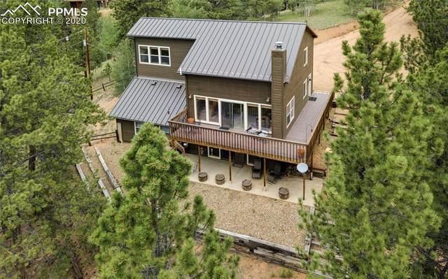 114 Blue Mesa Circle, Divide, CO 80814 (#8514621) :: HomeSmart Realty Group