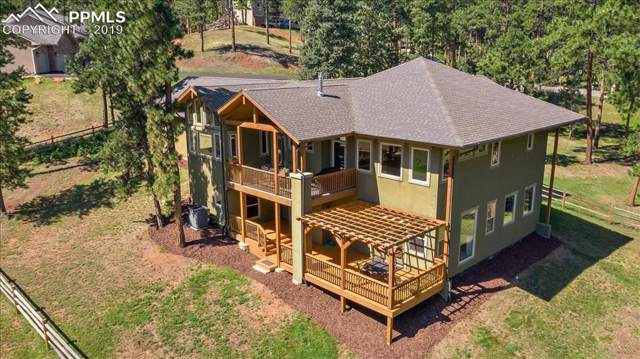 7924 Cheyenne Place, Larkspur, CO 80118 (#8515585) :: Tommy Daly Home Team
