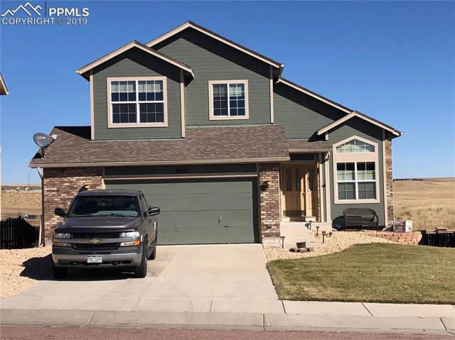 3857 Roan Drive, Colorado Springs, CO 80922 (#8516384) :: Tommy Daly Home Team