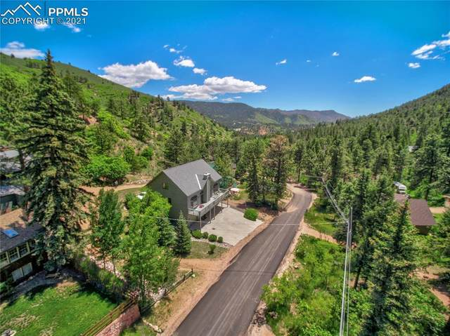 11414 Belvidere Avenue, Green Mountain Falls, CO 80819 (#8516817) :: The Treasure Davis Team | eXp Realty