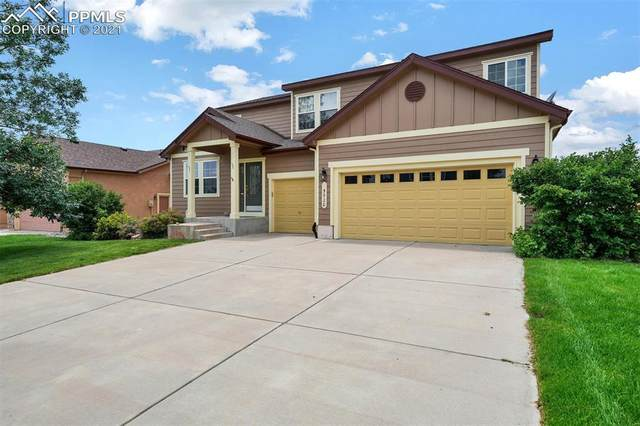 5920 Tranquil Stream Lane, Colorado Springs, CO 80923 (#8516875) :: Action Team Realty