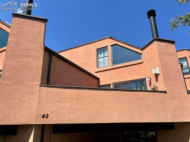42 El Paso Boulevard, Manitou Springs, CO 80829 (#8517413) :: The Artisan Group at Keller Williams Premier Realty