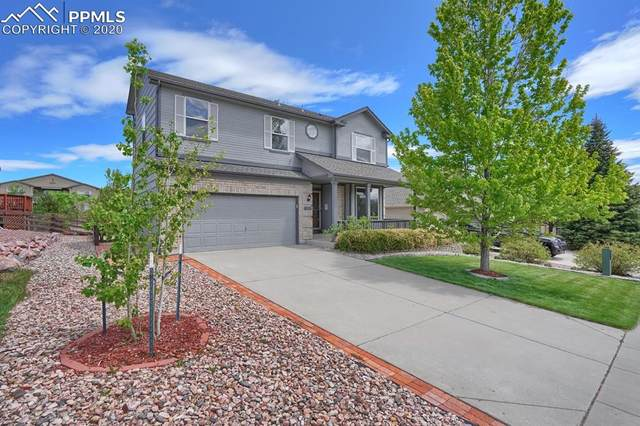 72 Pistol Creek Drive, Monument, CO 80132 (#8520026) :: The Daniels Team