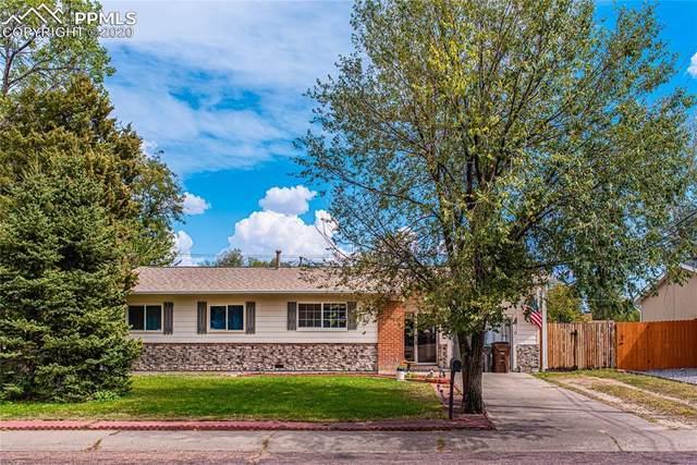 1209 Rosemont Drive, Colorado Springs, CO 80911 (#8522886) :: 8z Real Estate