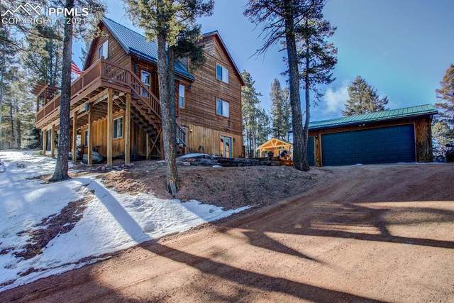 114 Gerka Lane, Florissant, CO 80816 (#8523286) :: Fisk Team, RE/MAX Properties, Inc.