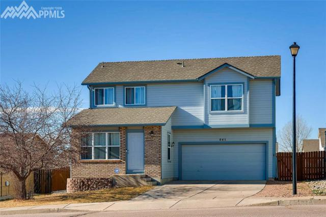 845 Lords Hill Drive, Fountain, CO 80817 (#8524165) :: The Peak Properties Group