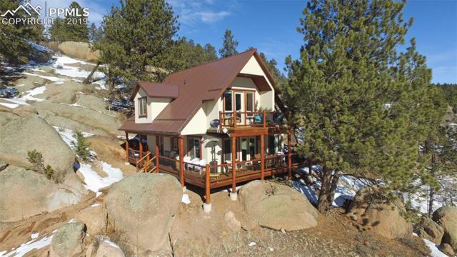 528 Comanche Trail, Florissant, CO 80816 (#8524783) :: 8z Real Estate
