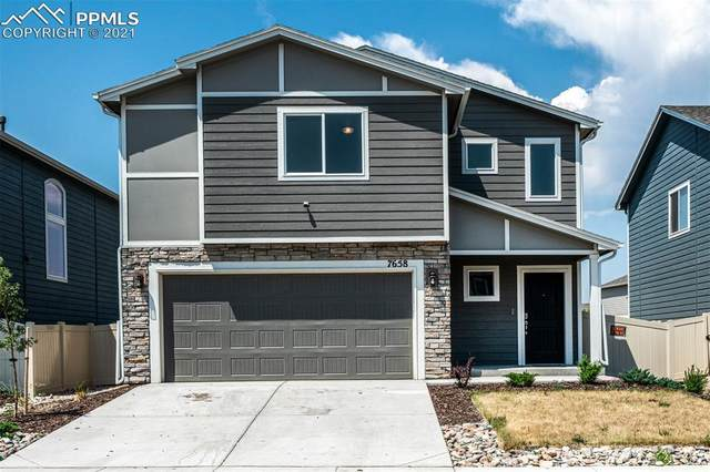 7658 Benecia Drive, Fountain, CO 80817 (#8527469) :: The Artisan Group at Keller Williams Premier Realty