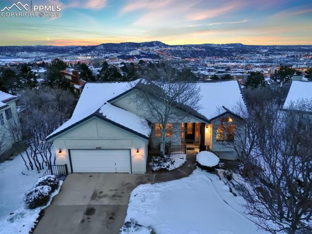 4961 Nightshade Circle, Colorado Springs, CO 80919 (#8530792) :: Jason Daniels & Associates at RE/MAX Millennium